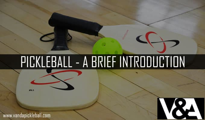 Pickleball A Brief Introduction