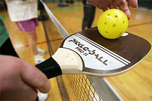 How To Hold Pickleball Paddle